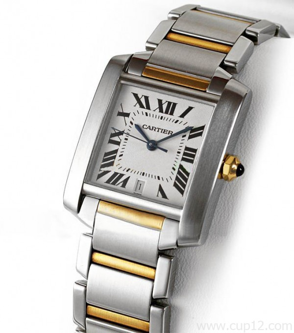 Buy Best Quality Cartier® Tank Francaise Replica Watches Online
